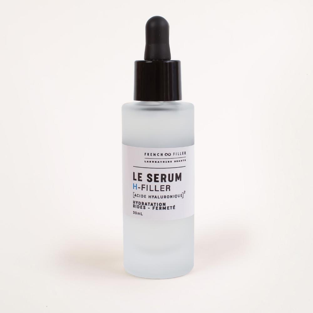 sérum H-filler French Filler beauty skincare cosmeceutique acide hyaluronique fort hautement dosé